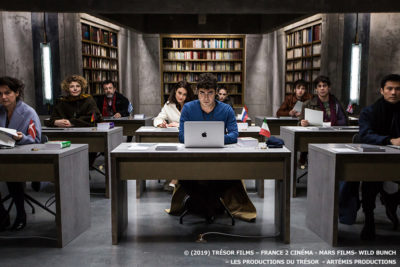 9人の翻訳家 囚われたベストセラー 1月24日(金)公開