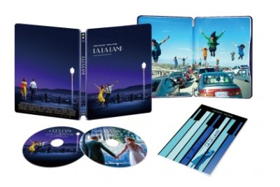 ラ・ラ・ランド Blu-rayコレクターズ・エディション<2枚組>【初回限定生産】 スチールブック仕様&ブックレット付