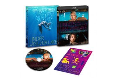 アンダー・ザ・シルバーレイク Blu-ray