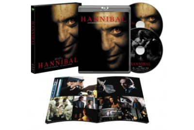 ハンニバル Blu-ray             プレミアム・エディション(2枚組)