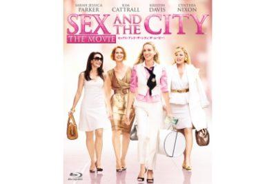 セックス・アンド・ザ・シティ〔ザ・ムービー〕 Blu-ray