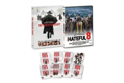 ヘイトフル・エイト Blu-rayコレクターズ・エディション