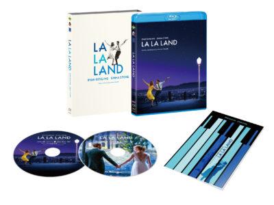 ラ・ラ・ランド Blu-ray コレクターズ・エディション<2枚組>