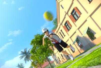 リョーマ!The Prince of Tennis 新劇場版テニスの王子様